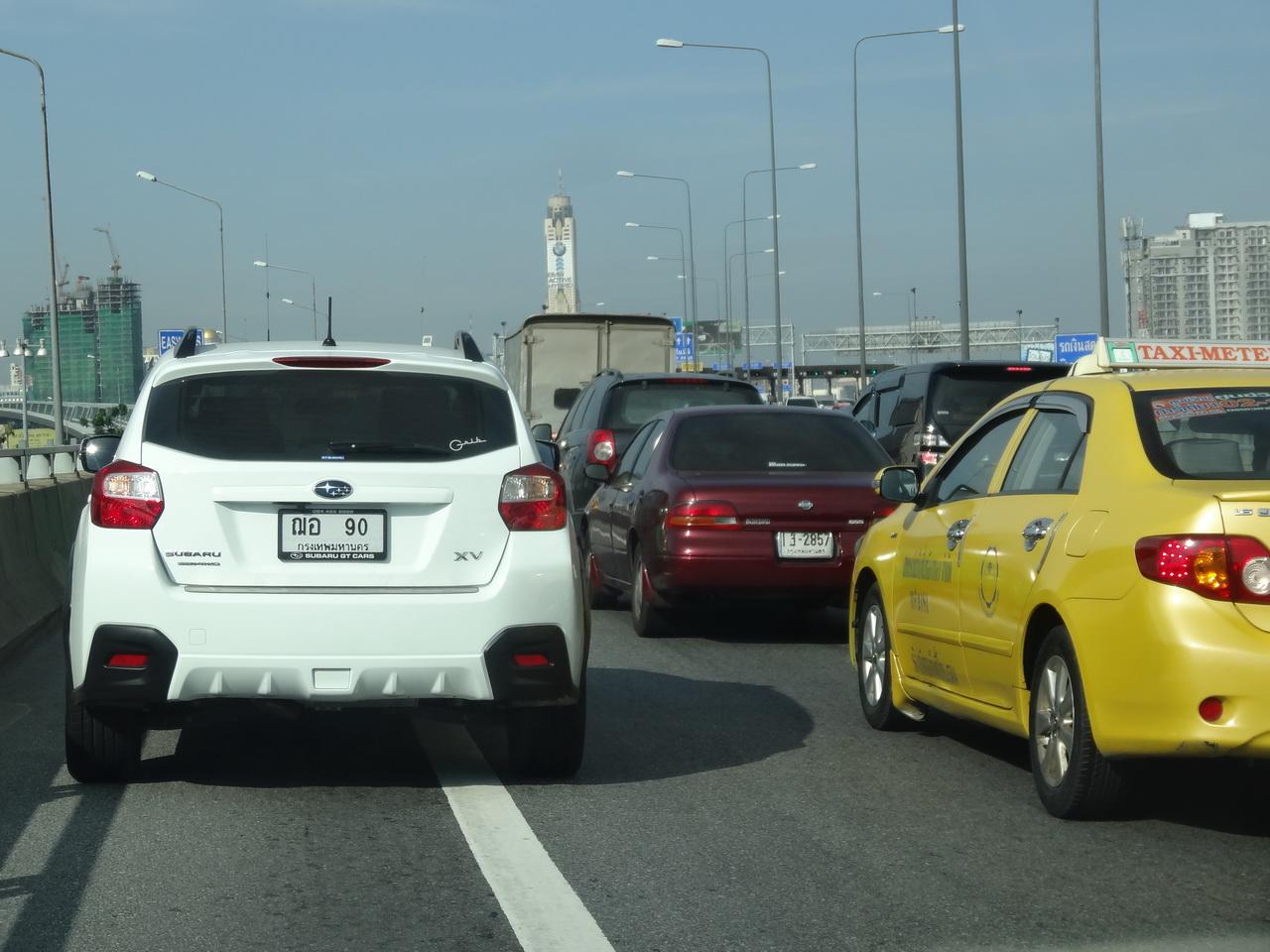 02 Taxi nach Bangkok 16