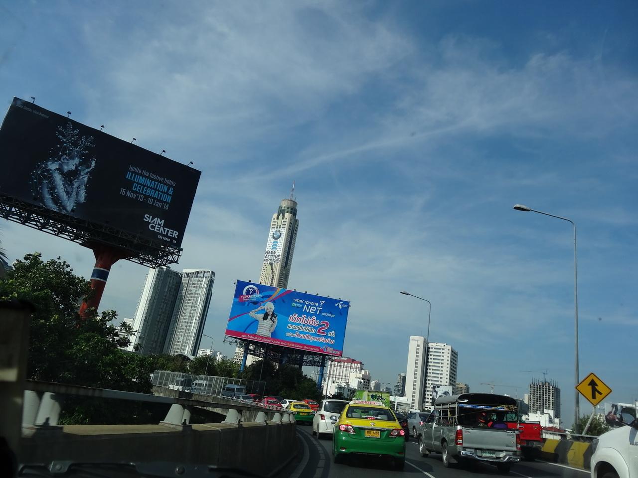 02 Taxi nach Bangkok 20