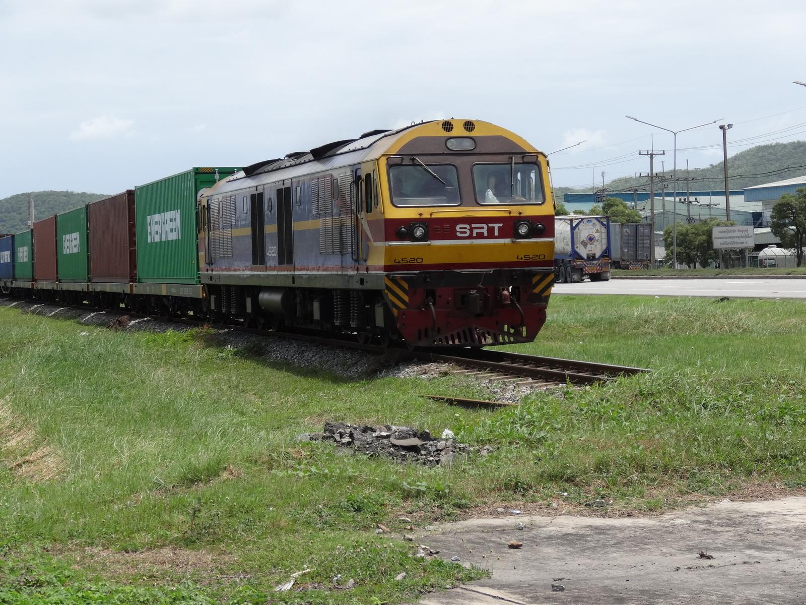 15 Laem Chabang Hafen 06