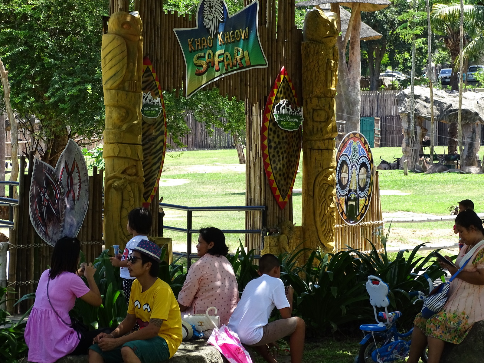 21 Khao Kheow Open Zoo 40